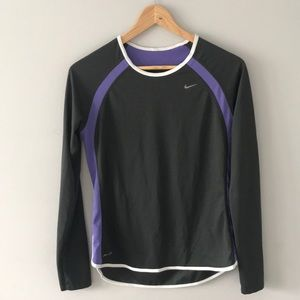 Nike Dri-Fit Long Sleeve Top